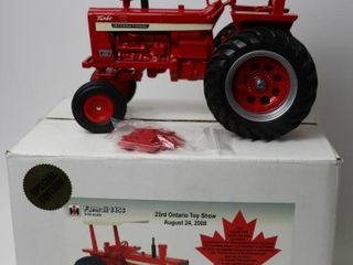 FARMAll 1456 TURBO TRACTOR WITH CANOPY 2008