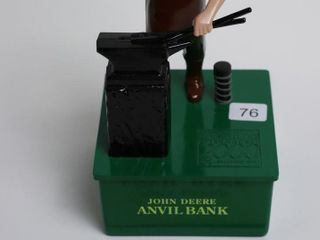JOHN DEERE ANVIl BANK