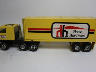 HOME HARDWARE TONKA 1978 TRUCK ANS TRAIlER 21