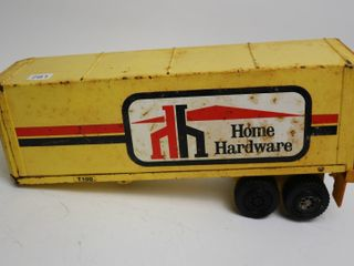 HOME HARDWARE TRAIlER ONlY 15