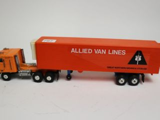 AllIED VAN lINES TRUCK AND TRAIlER 13