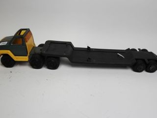 TONKA TRUCK AND FlOAT TRAIlER 23