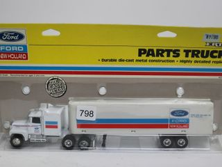 FORD NEW HOllAND PARTS TRUCK 1 64 ERTl