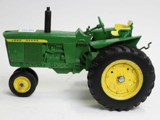 JOHN DEERE NARROW FRONT TRACTOR WITH 3PTH ERTl
