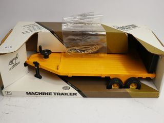 JOHN DEERE MACHINE TRAIlER ERTl 1 16