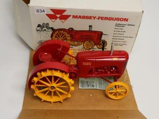 MASSEY HARRIS 101 TRACTOR 1990 COllECTOR EDITION