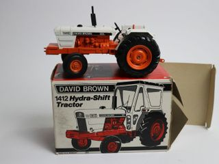 DAVID BROWN 1412 HYDRA SHIFT TRACTOR 1 32