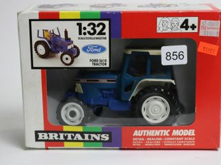 FORD 5610 TRACTOR 1 32 DETAIlED BRITTIANS
