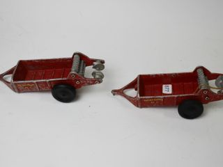 2 lINCOlN MANURE SPREADER 1 16