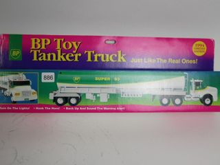 BP TANKER TRUCK SUPER 93