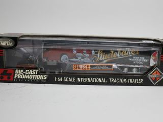 STUDEBAKER INTERNATIONAl TRACTOR TRIAlER