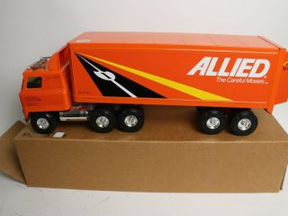 METAl AllIED MOVING VAN ERTl 21