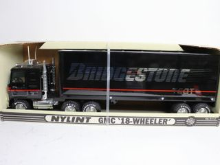 BRIDGESTONE TRUCK AND TRAIlER 21  NYlINT