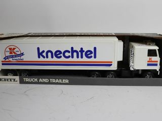 KNECHTEl TRUCK AND TRAIlER 18  ERTl
