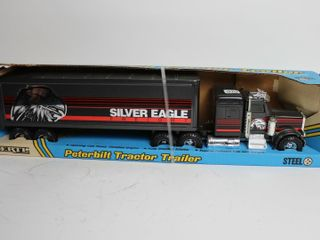 SIlVER EAGlE FREIGHT TRUCK AND TRAIlER 22