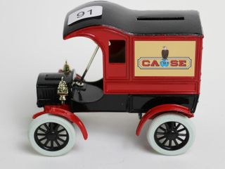 CASE 1905 FORD DElIVERY TRUCK BANK