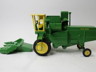 JOHN DEERE 55 EB COMBIEN AND HEAD CUSTOM DONE