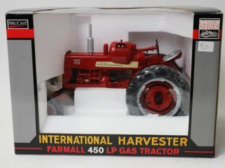 INTERNATIONAl HARVESTER FARMAl 450 lP GAS TRACTOR