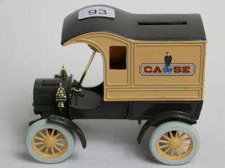 CASE 1905 DElIVERY CAR BANK