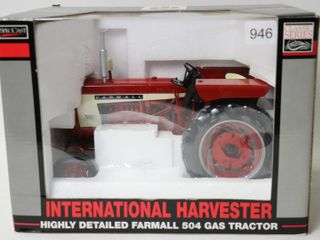 FARMAll 504 HIGHlY DETAIlED TRACTOR SPECAST 1 16