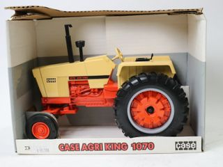 CASE AGRI KING 1070 OPEN STATION TRACTOR ERTl