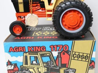 CASE AGRI KING 1170 TRACTOR 1996 NATIONAl FARM TOY