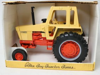 CASE 1175 451 TURBO TRACTOR 1997 THE TOY TRACTOR
