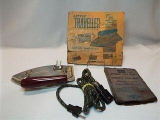 Gorgie little Traveler Folding Iron