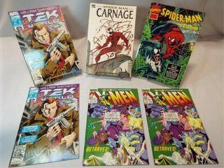 1992  1993 Comics  6