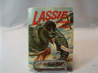 1967 lassie  Big little Book Paperback