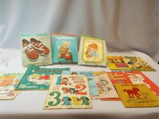 Children s Books  Cloth  11  Paper  2