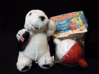 Coca Cola Bear  Astro Float