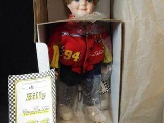 1997 Bill Elliot  Billy  Doll  in box