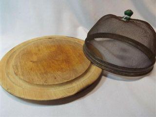 Bread Board   Shoo Fly Cover
