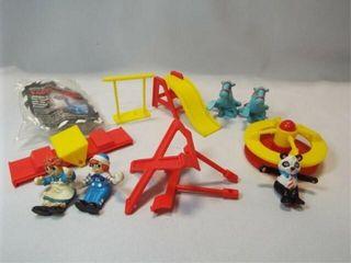 McDonald s Raggedy Ann Toys