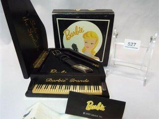 1995 Fossil Barbie Watch in Case  Box