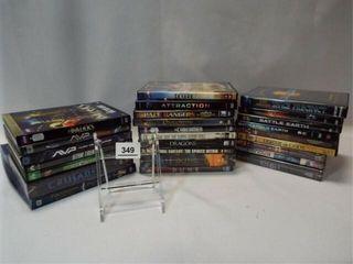 DVDs   Fantasy  Sci Fi   25