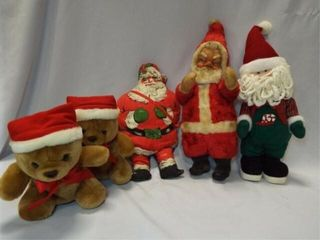Christmas Bears  Santas  5