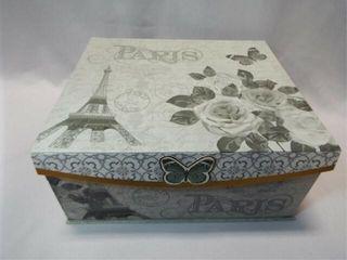 Paris Hat   Storage Box