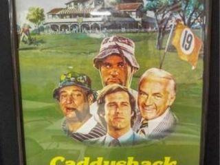 Caddyshack Movie Poster  Framed