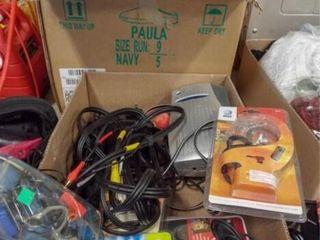 Electronics   Cords  Adapters  Radio  Etc