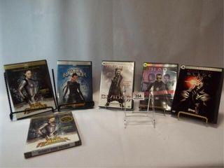 Tomb Raider  Blade DVDs  6