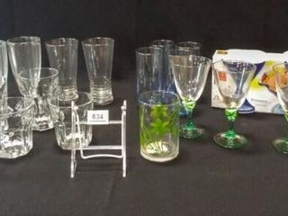 Glasses  Stemware   Variety    20