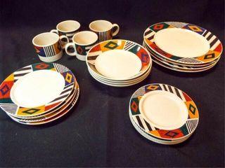 Majesticware Dish Set   4 person set  20