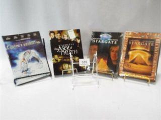 Stargate DVDs  4