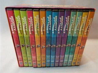 Monty Python Flying Circus DVD Set