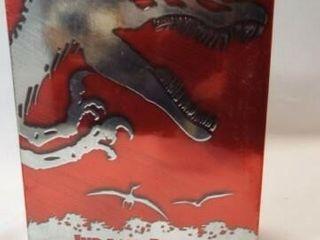 Jurassic Park Trilogy Set   4 DVDs