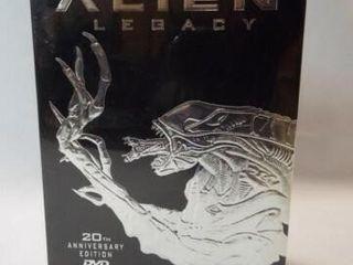 The Alien legacy DVD Set   4 DVDs