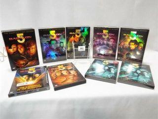 Babylon 5 DVD Sets  9