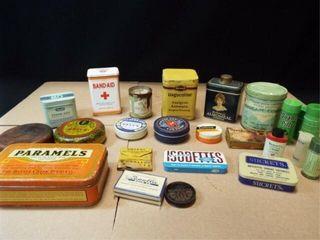 Tins   Plastics   Medical Health  20